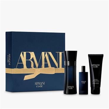 Armani Code Homme Eau de Toilette 50ml Fragrance Gift Set