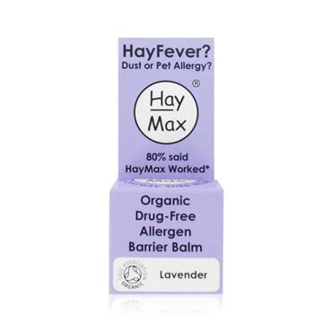 HayMax Lavender Organic Drug Free Allergen Barrier Balm 5ml