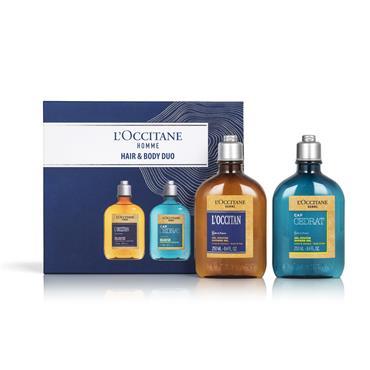 L'Occitane L'Homme Par L'Occitane Hair & Body Duo