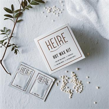 Heire Hot Wax Kit
