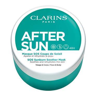 Clarins Sun Care SOS Sunburn After Sun Mask 100ml