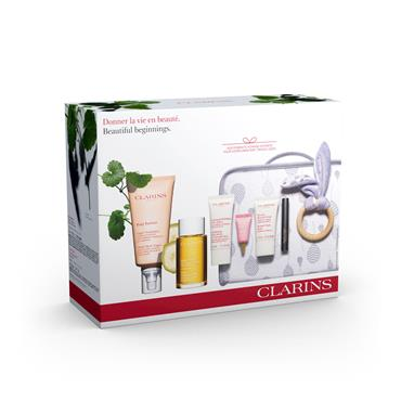 Clarins Beautiful New Beginnings