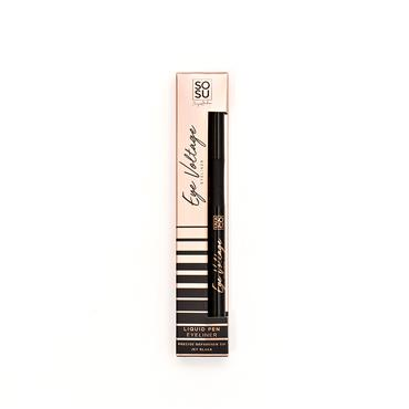 SOSU by Suzanne Jackson Eye Voltage Liquid Eyeliner Pen