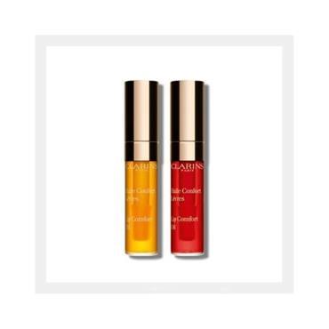 Clarins Pick & Love Lip Comfort Oil Duo