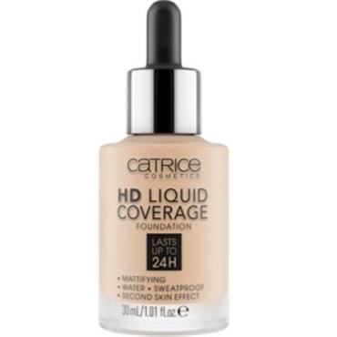 Catrice Hd Liquid Coverage Foundation