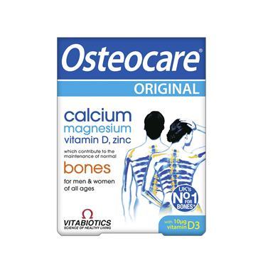 Vitabiotics Osteocare Orignal 30 Tablets