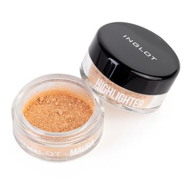 Inglot Cosmetics X Maura Sparkling Dust Highlighter City Lights