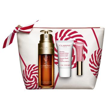 Clarins Double Serum 50ml Holiday Set