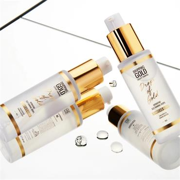 SOSU by Suzanne Jackson Drops Of Gold Hydrating Self-tanning Drops