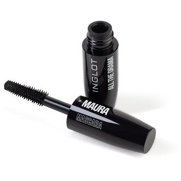 Inglot Cosmetics X Maura All The Drama Mascara