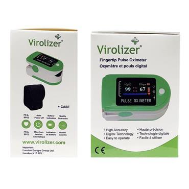 Virolizer Fingertip Pulse Oximeter