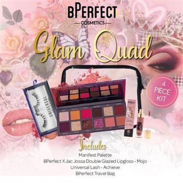 BPerfect Glam Quad Kit