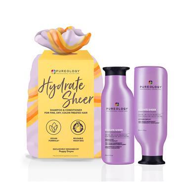 Pureology Hydrate Sheer 2 x 266ml Gift Set