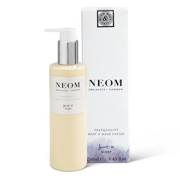 Neom Organics Tranquillity Body & Hand Lotion 250ml