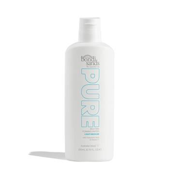 Bondi Sands Pure Self Tan Foaming Water LIGHT/MEDIUM 200ml
