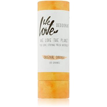 We Love The Planet Original Orange Deodorant