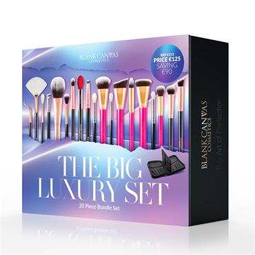 Blank Canvas The Big Luxury Set 20 Piece Bundle Set