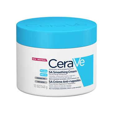 CeraVe SA Smoothing Cream 340g