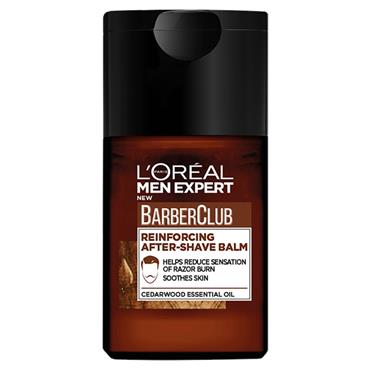 L'Oreal Paris Men Expert Barber Club After Shave Balm 125ml