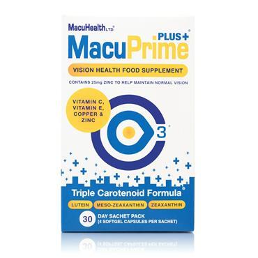 MacuPrime PLUS 30s