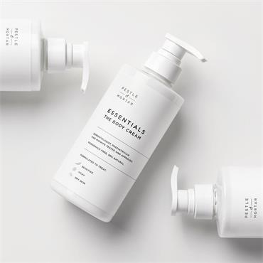 Pestle & Mortar Essentials Body Cream 500ml