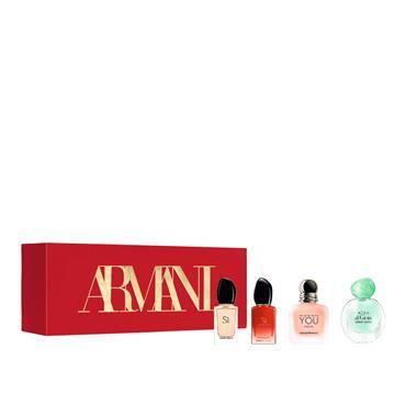 Armani Miniatures Gift Set For Her Christmas Set