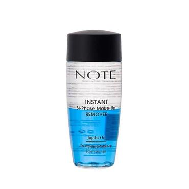 NOTE Cosmetics Instant Bi-Phase Make Up Remover