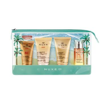 Nuxe Sun Discovery Pouch / Travel Kit
