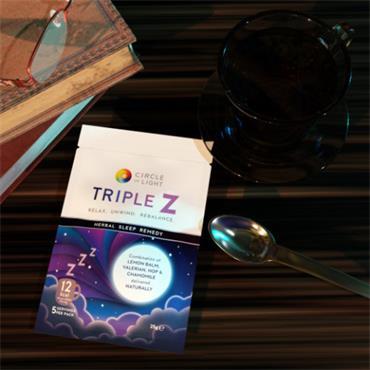 Circle Of Light Triple Z Herbal Night Drink Mini Pouch (25g)