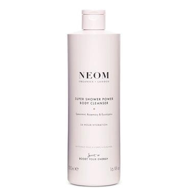 Neom Organics Super Shower Power Body Cleanser 500ml