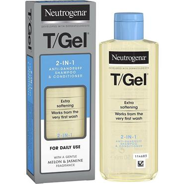Neutrogena T-Gel 2 in 1 Shampoo and Conditioner 150ml