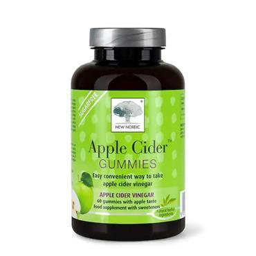 New Nordic Apple Cider 60 Gummies