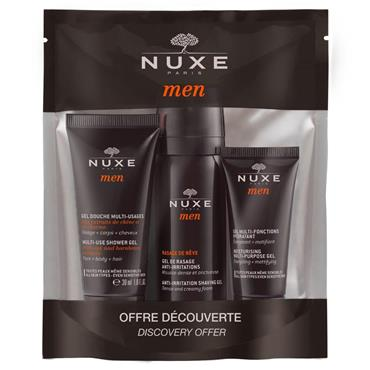 Nuxe Men Discovery Pouch