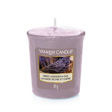 Yankee Candle Dried Lavendar & Oak Votive