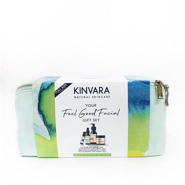 Kinvara Skincare The Feel Good Facial Gift Set