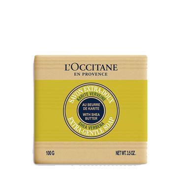 L'Occitane Shea Verbena Extra-Gentle Soap 100g