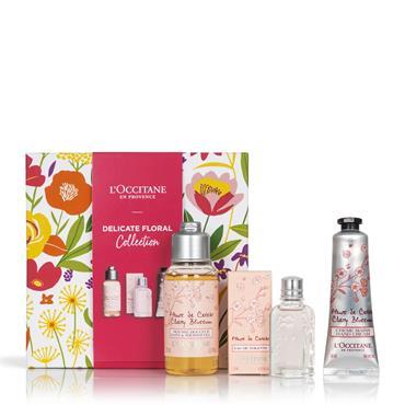 L'Occitane Delicate Floral Collection