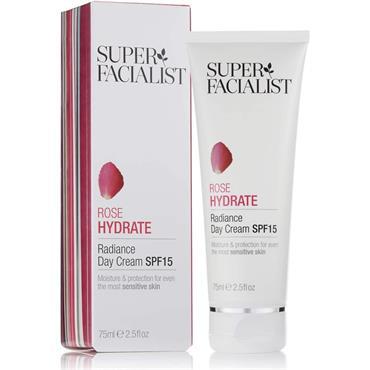 Super Facialist Rose Hydrate Radiance Spf15 Day Cream 75Ml