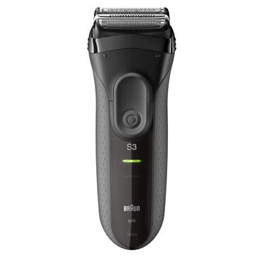 Braun Series 3 ProSkin 3000s Rechargeable Electric Shaver |BRA3000