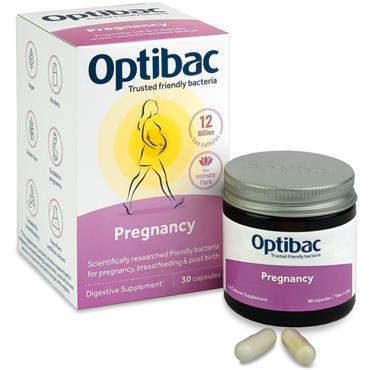 OptiBac Probiotics For Pregnancy 30 capsules