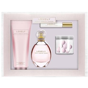 Sarah Jessica Parker Lovely 4 Piece Gift Set