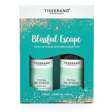 Tisserand Blissful Escape Bath Set