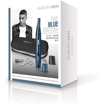 BaByliss For Men 5-In-1 Personal Grooming Kit Gift Set | 7058CGU