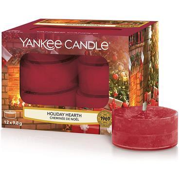 Yankee Candle Holiday Hearth Tea Lights