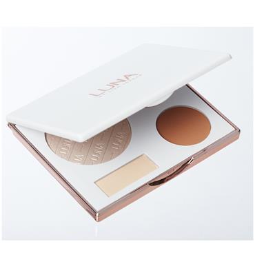 LUNA by Lisa Jordan Pearl & Glow Face Palette