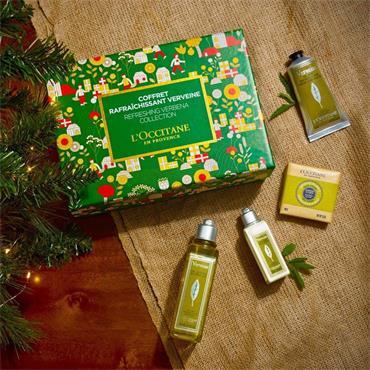 L'Occitane Refreshing Verbena Collection