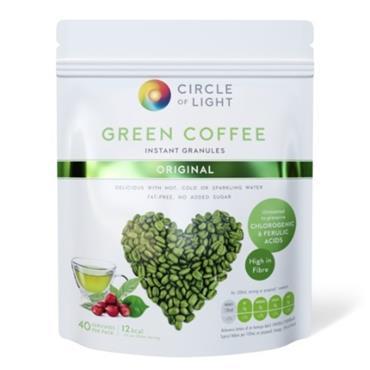 Circle Of Light Green Coffee – Original (200g)