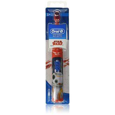 Oral B Stages Power Kid's Disney Star Wars Battery Toothbrush |ORAD3010STR