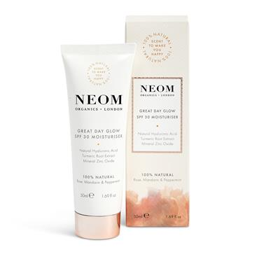 Neom Organics Great Day Glow SPF 30 Moisturiser 50ml
