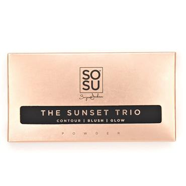 SOSU by Suzanne Jackson Sunset Trio Palette